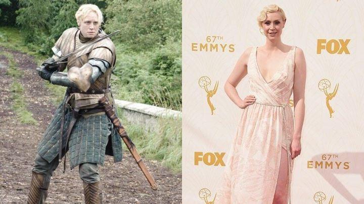 "gwendoline christie got red carpet 720x405 - No Mercy: ""Game of Thrones"" tem vitória sangrenta no Emmys 2015"