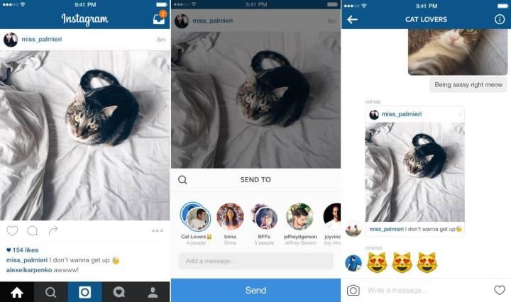 instagramdirect news 720x426 - Instagram ganha novas funções... boas para fofoqueiros!