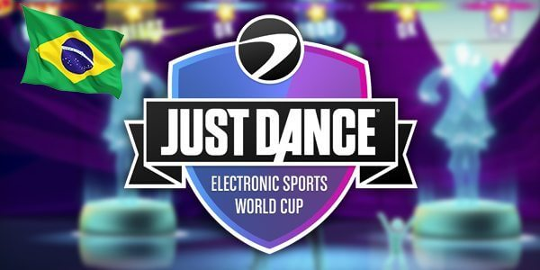 justdance br - Brasil Game Show vem aí