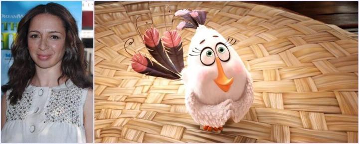 maya rudolph matilda angry birds 720x290 - Confira o teaser de Angry Birds o filme!