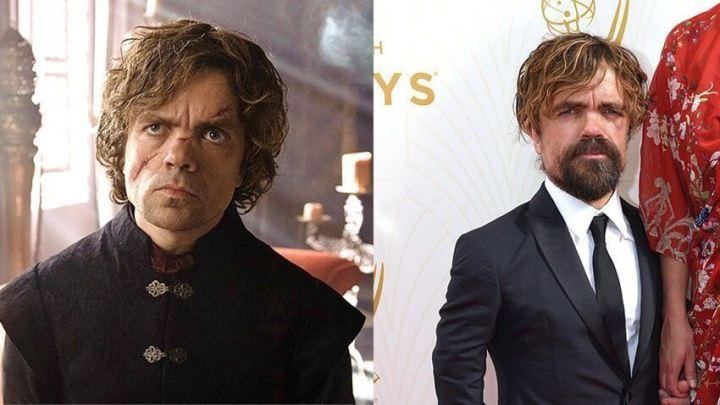 "peter dinklage got red carpet 720x405 - No Mercy: ""Game of Thrones"" tem vitória sangrenta no Emmys 2015"