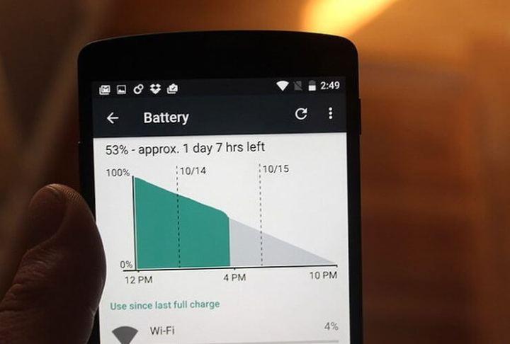 android bateria 720x486 - Google passará a ter maior controle do Android