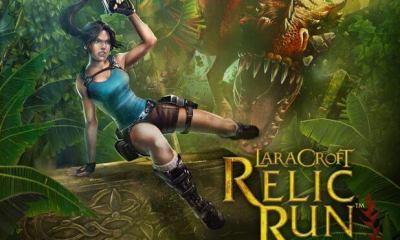 gaming lara croft relic run artwork - Game Review: Lara Croft - Relic Run (iOS/Android)
