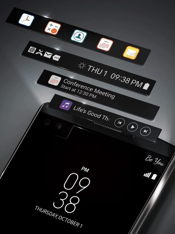 lg v10 press shots 8 720x960 - LG anuncia V10, smartphone com 2 telas e 3 câmeras