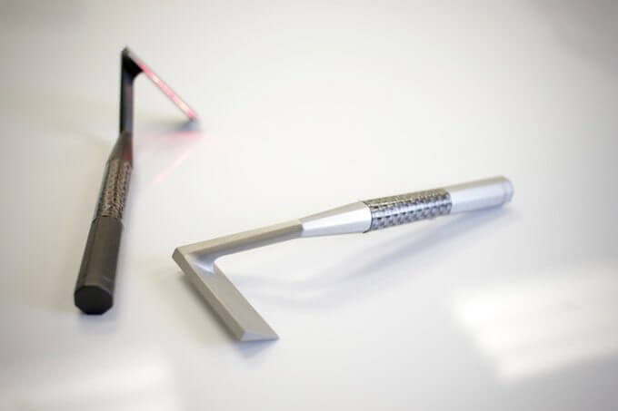 skarp razor laser - Faça a barba como o superman com esse barbeador à laser