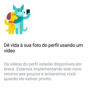 videos perfil facebook 283x300 - Facebook passa a aceitar vídeos como foto do perfil