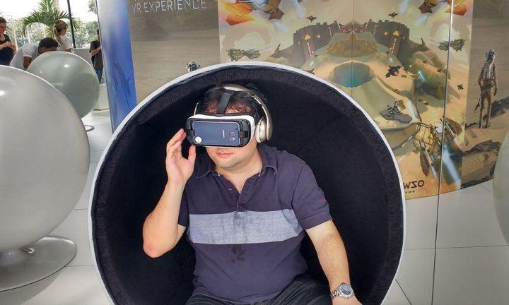 gear vr 720x432 - Público poderá ter contato com Samsung Pay, Gear VR e Gear S2 em São Paulo