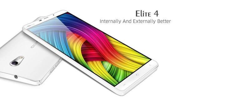 LEAGOO Elite 4 4G