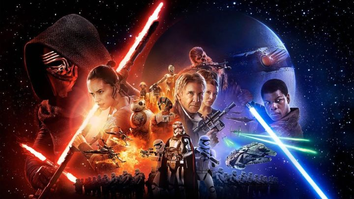 """poster horizontal 720x405 - Protagonistas de """"Star wars: o despertar da Força"""" ganham pôsteres oficiais"""