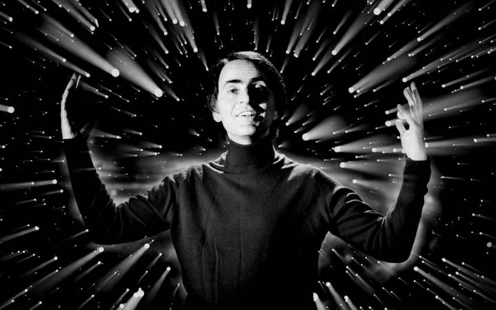 smt carlsagan p2 720x450 - Há 81 anos nascia Carl Sagan, homem que divulgou a ciência disfarçada de entretenimento