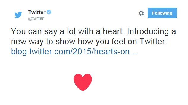 """twotter - """"Curtir"""" é a nova sensação do Twitter"""