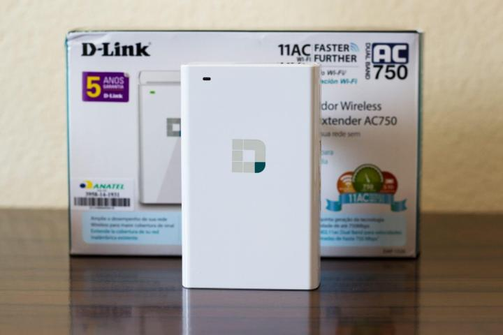 adaptador 0003 d link dap 1520 2 720x480 - Review D-Link DAP-1520 - Repetidor Wireless Dual Band