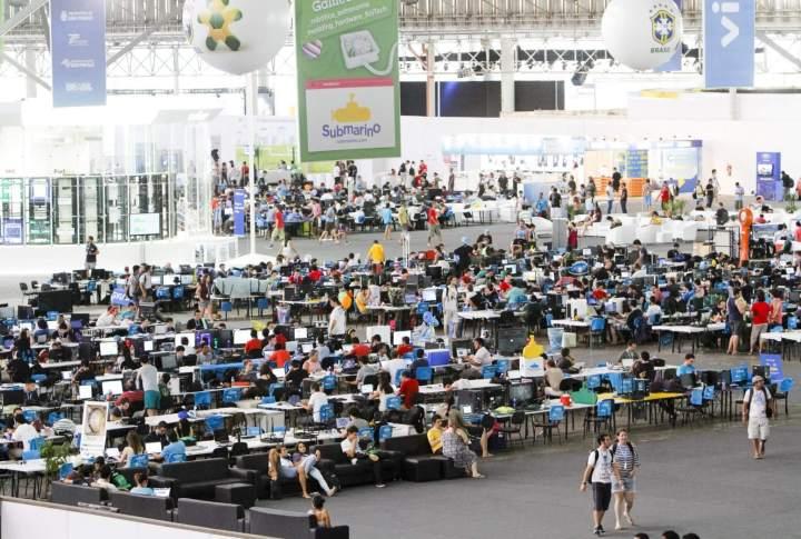smt campuparty p0 720x485 - Feel the Future! De olho no futuro do trabalho, a Campus Party Brasil começa hoje em São Paulo