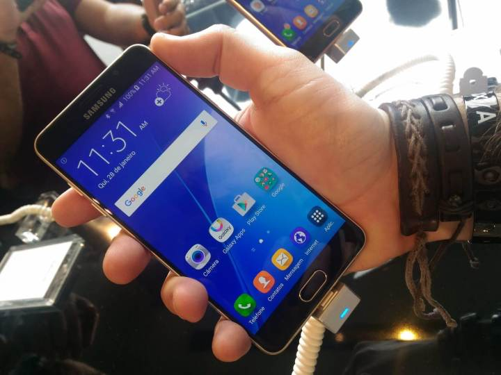 smt p1 1 720x540 - Nova linha Galaxy A da Samsung quer conquistar o consumidor emergente