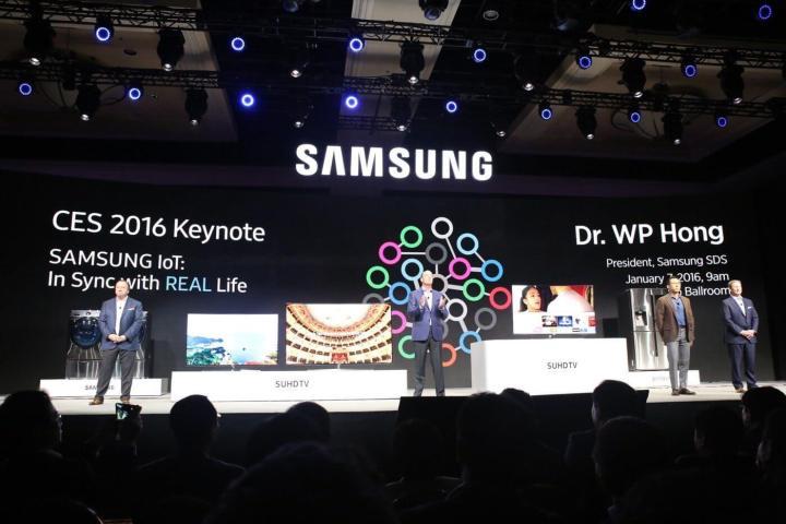 smt samsung p0 720x480 - CES 2016: Samsung apresenta novidades de imagem e som para 2016