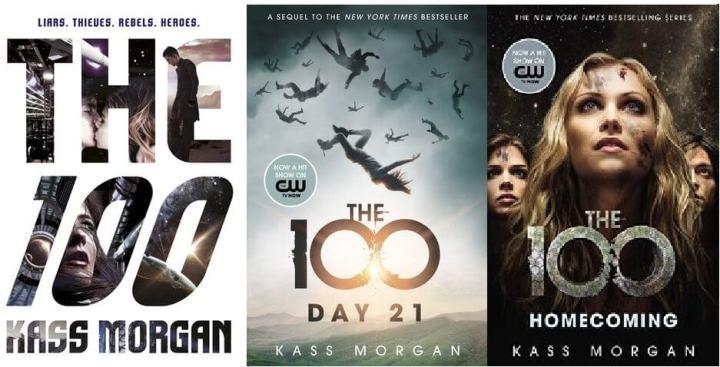 the-100 trilogia