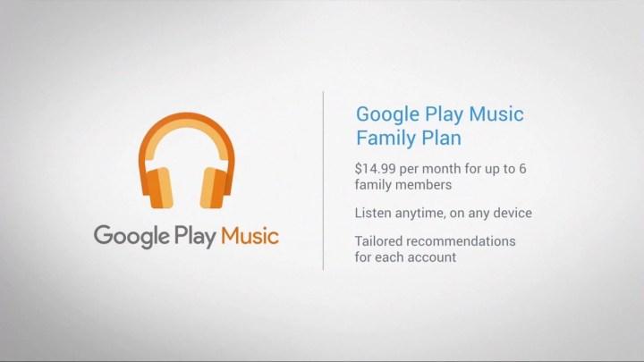 google nexus event 55 720x405 - Google Play Music lança Plano Família no Brasil