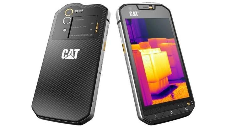 smt cats60 p2 720x405 - CAT S60 da Caterpillar abre espaço para a popularização das câmeras térmicas