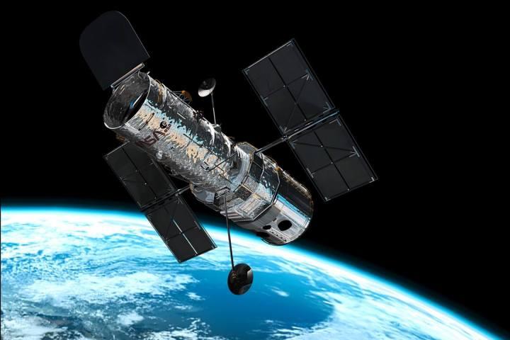 smt jameswebb hubble 720x480 - Documentário revela bastidores da construção do Telescópio Espacial James Webb