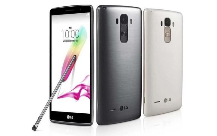 smt lgstylus2 p4 720x450 - LG Stylus 2 é lançado antes da MWC 2016