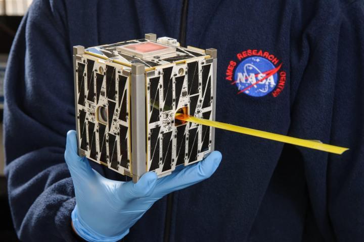 smt nasa cubestats 720x480 - NASA prepara super foguete para trilhar as novas viagens espaciais