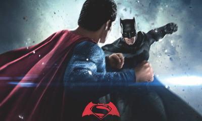 Novo cartaz mostra os heróis trocando socos