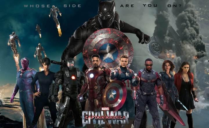 """check out marvel studios upcoming 14 movies captain america civil war 788868 720x442 - 10 melhores momentos do segundo trailer de """"Capitão América: Guerra Civil"""""""