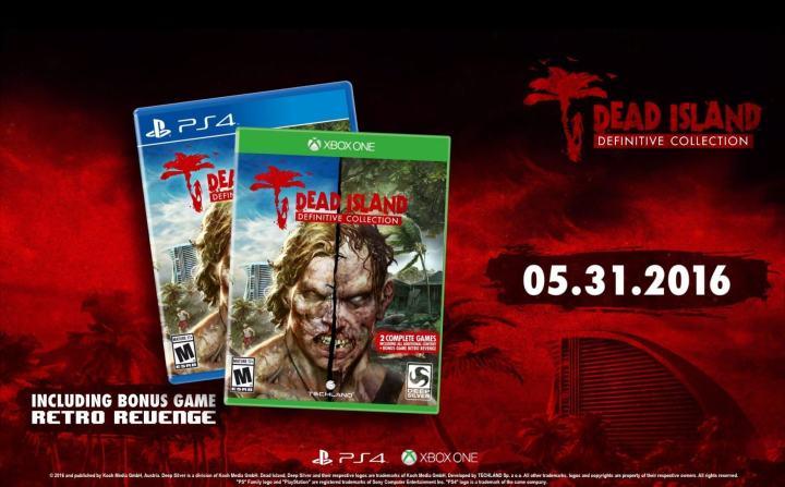 dead island definitive collection 720x447 - Dead Island: Definitive Collection será lançado para PS4/ONE em maio