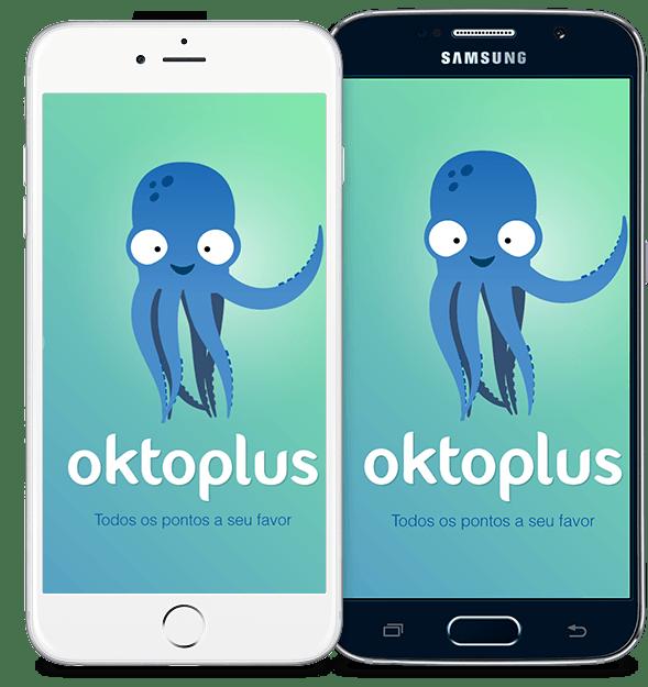 Oktoplus programa milhagens recompensa fidelidade