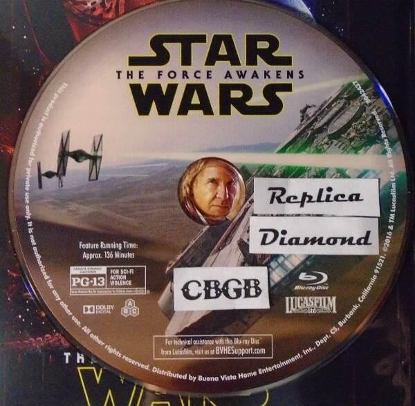leaked force awakens disc - Traidor! Blu-Ray de 'Star Wars: O Despertar da Força' vaza na internet