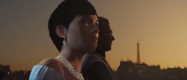 margolis e viktor hitman 720x308 - Game Review: Hitman - Episódio 1: Paris