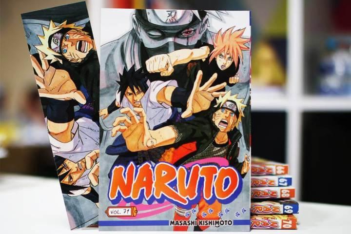 naruto manga 720x480 - Naruto Uzumaki chega ao seu navegador em um MMORPG online e gratuito
