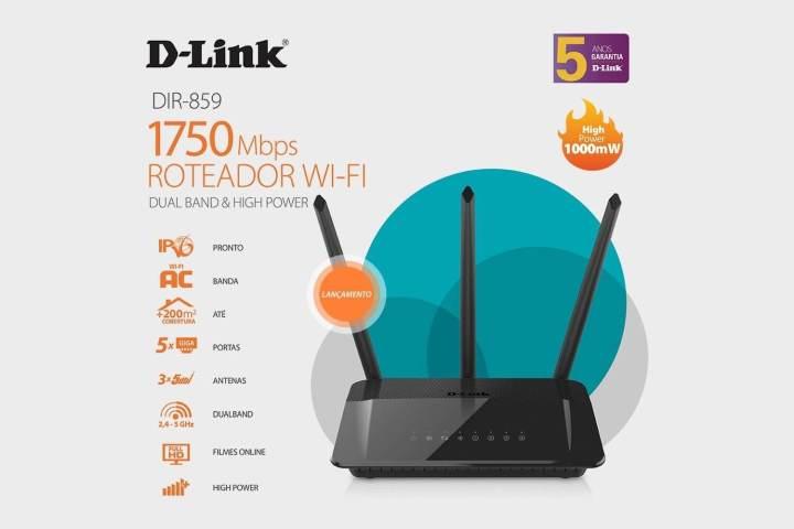 smt dlink dir859 p0 720x480 - Nova linha de roteadores da D-Link promete conexões de altíssima velocidade