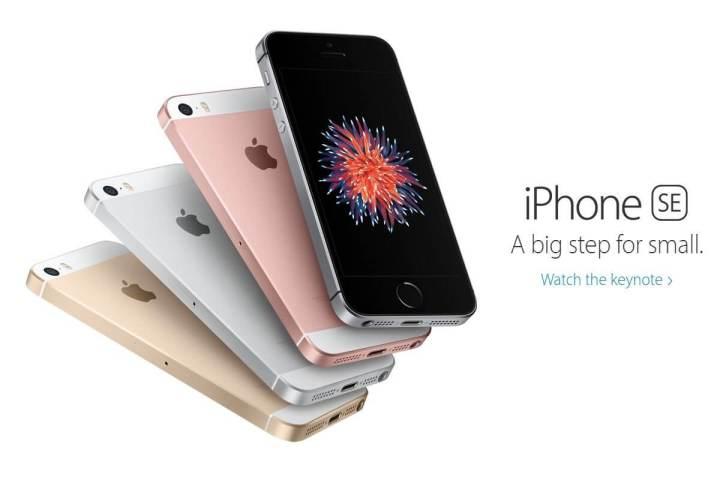 smt iphonese p2 720x480 - Apple apresenta iPhone SE e mais novidades em evento na cidade de Cupertino