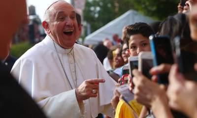 smt papafrancisco capa - O Papa é pop! Papa Francisco terá conta no Instagram