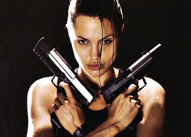 tomb raider angelina jolie - Daisy Ridley pode ser a próxima Lara Croft