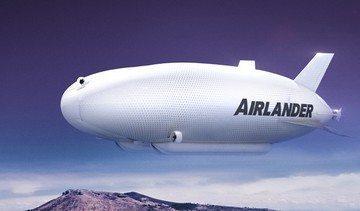 airlander 9 airlander sea e1460506860869 - Primeira aeronave híbrida do mundo está pronta para voar