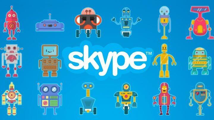 Bots do Skype