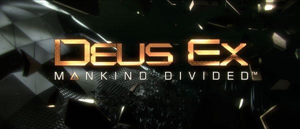 deus ex making divided - Deus Ex: Mankind Divided ganha trailer com detalhes da história