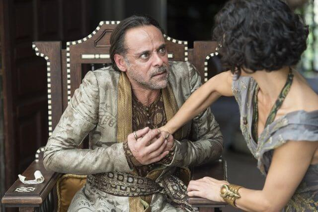 doran morto - Análise do episódio 6x01 de Game of Thrones: The Red Woman