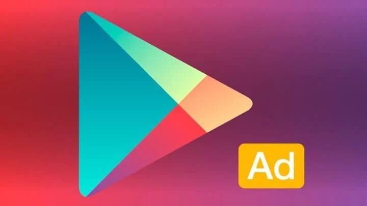 Google Play indicará quais apps tem anúncios