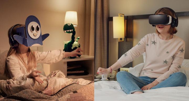histrias de ninar gear vr 720x385 - Hora de dormir: Gear VR recebe histórias de ninar