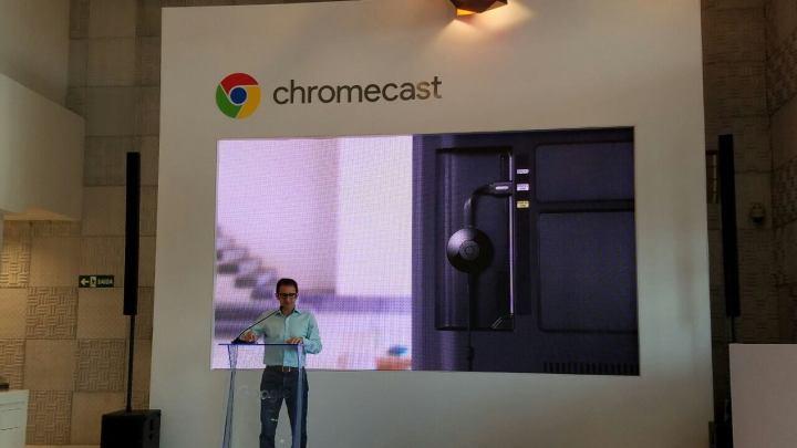 p1 1 720x405 - Google traz a nova geração do Chromecast para o Brasil