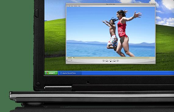 QuickTime para Windows XP