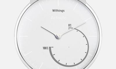 Whitings Activité, smartwatch da fabricante francesa