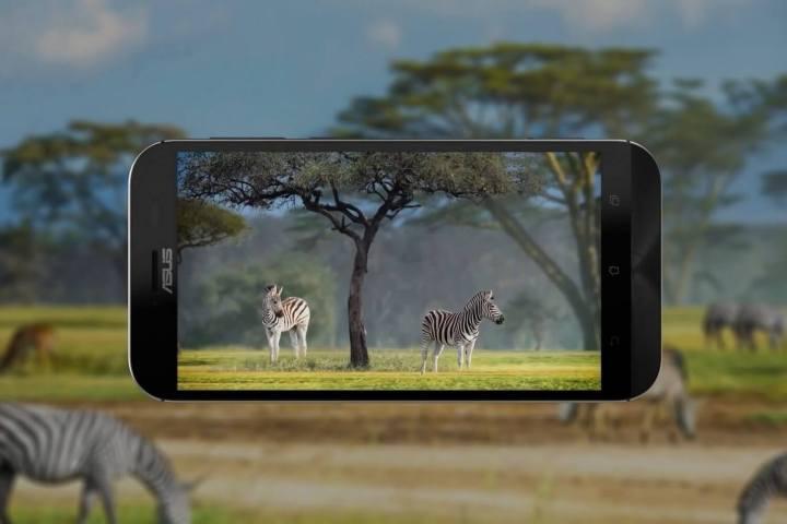 tela1 720x480 - Review: Asus Zenfone Zoom - Ótimo smartphone, excelente câmera
