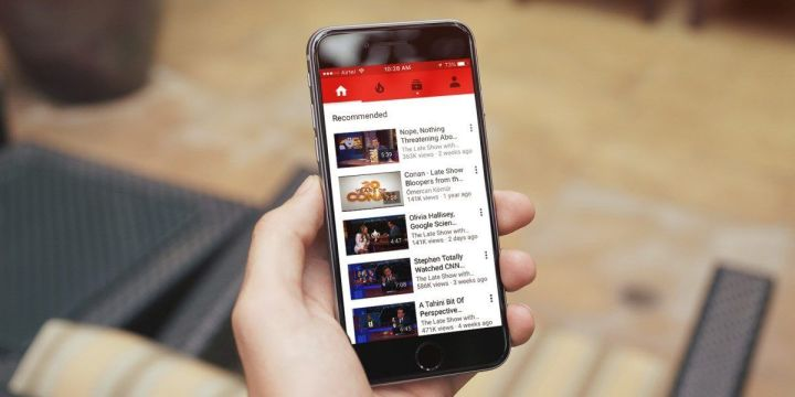 youtube iphone 1200x600 720x360 - Jobs agradece: Flash será desativado no Google Chrome por padrão