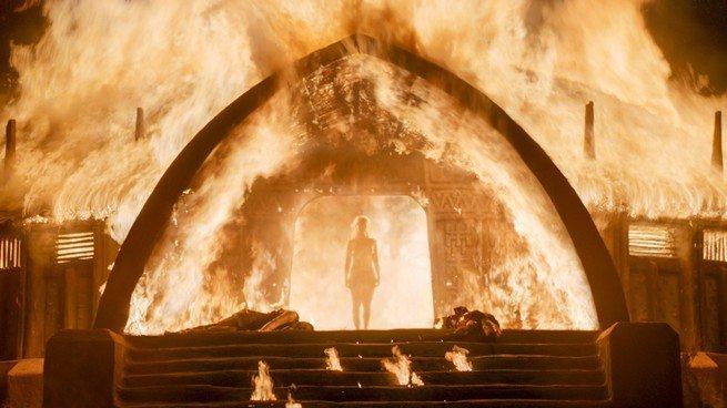 daenerys - Game of Thrones 6x04: Gelo e Fogo em pé de guerra
