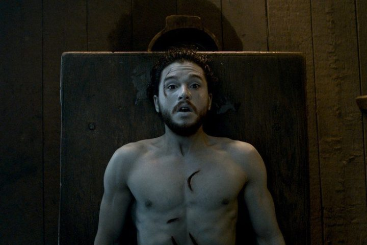 jon snow alive 720x480 - Análise do episódio 6×02 de Game of Thrones: Home