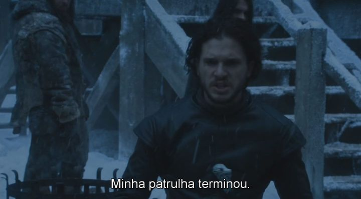 "jon snow saindo 720x397 - Análise do episódio 6×03 de Game of Thrones: ""Oathbreaker"""